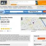 Business Finder Listing