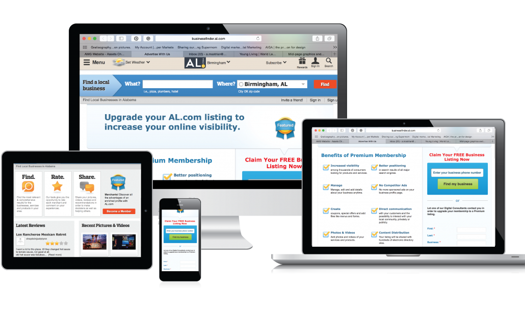 Directory – Alabama Media Group